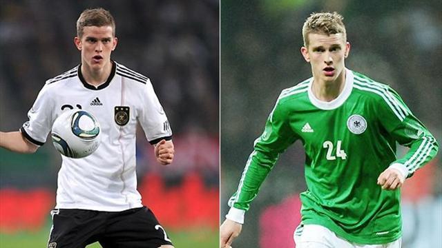 Germany take Lars Bender, drop Sven