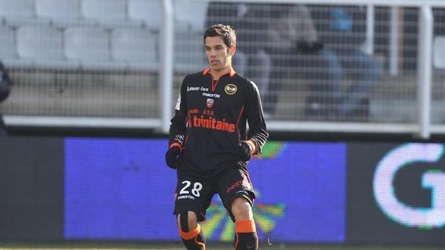 Barthelme pens Lorient deal