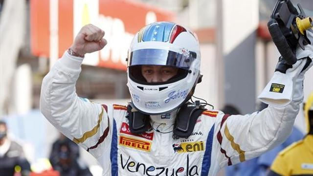 Cecotto claims shock pole in Monaco