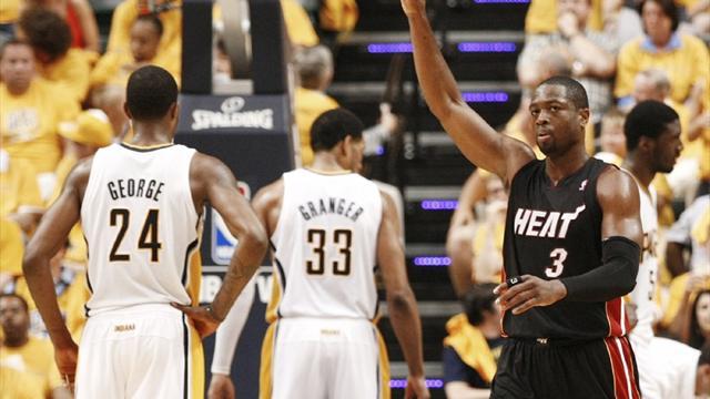 Wade libère Miami