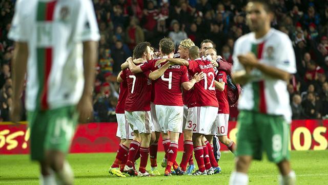 Дания – Португалия: перед матчем