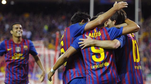 Le Barça soigne sa sortie