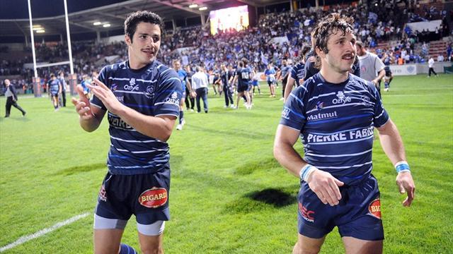 Castres 31-15 Montpellier