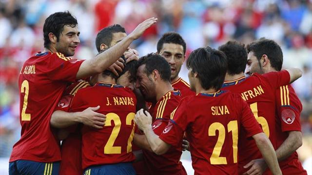 Tây Ban Nha vs Hàn Quốc