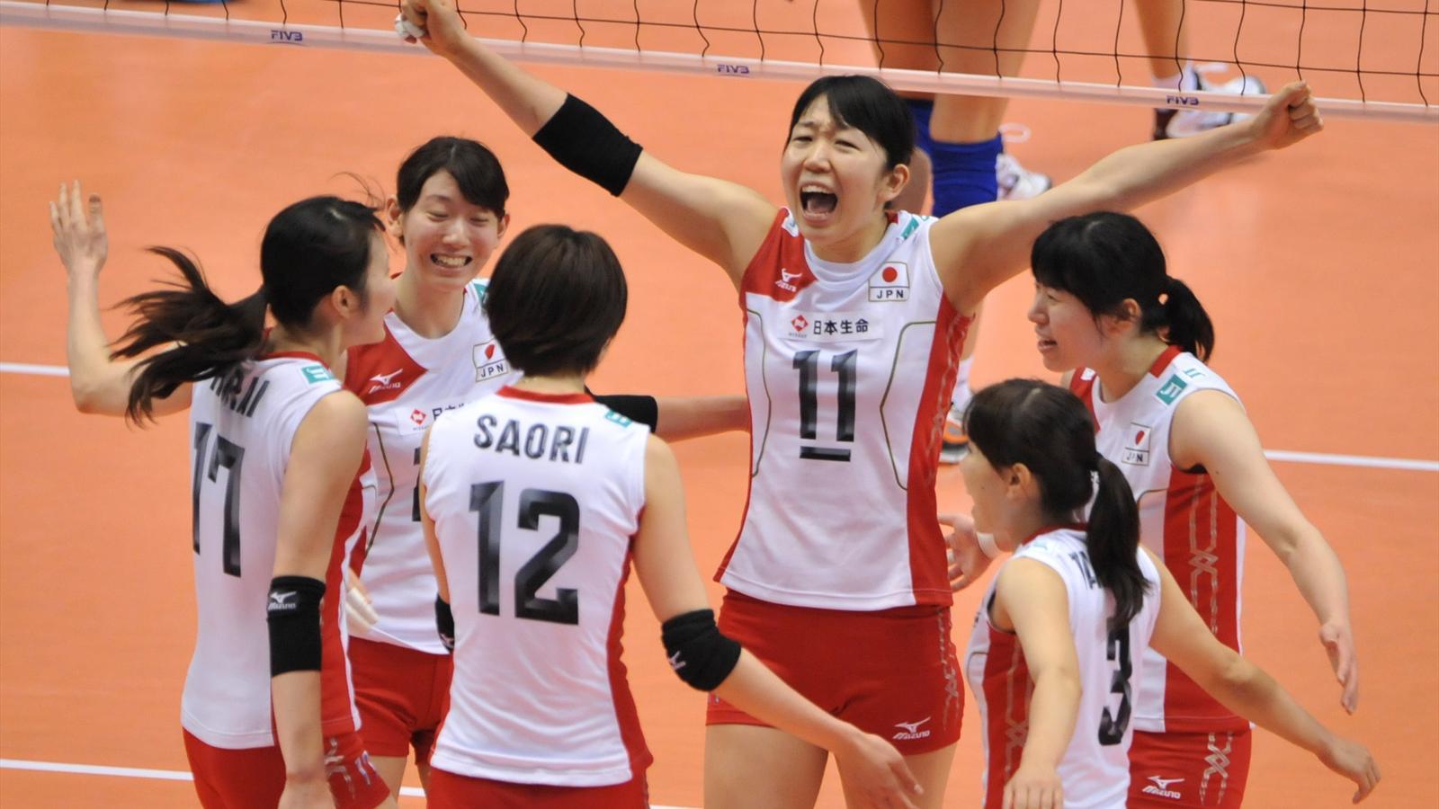 разобрать основные фото японских волейболисток образ