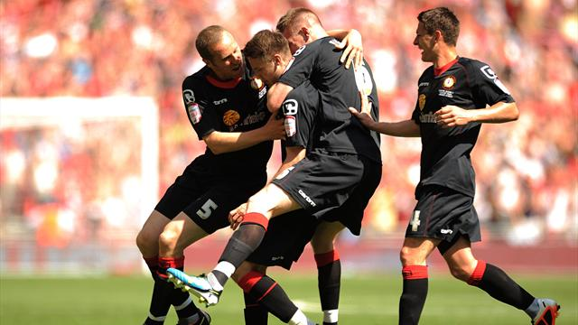 Crewe Alexandra 2-0 Cheltenham