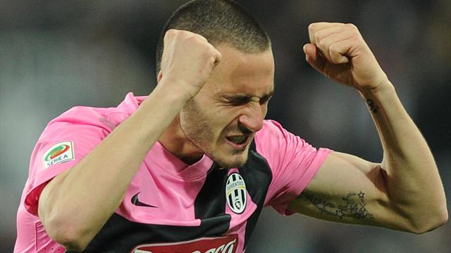 Bonucci happy after being cleared