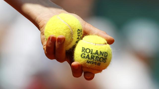Klein falls to loss in Roland Garros qualifier