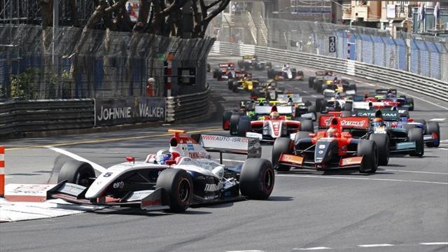 Top five eye F1 demo drive
