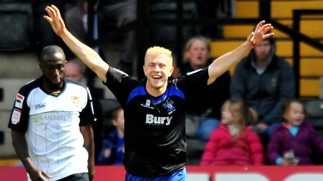 Grella departs Bury for mystery club