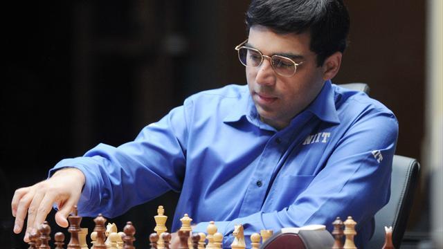 Вишванатан Ананд отстоял чемпионский титул