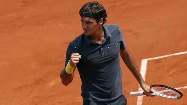 Federer évite le piège