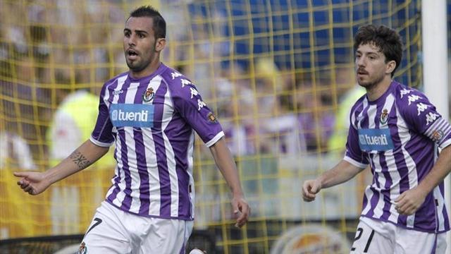 Valladolid promoted to La Liga