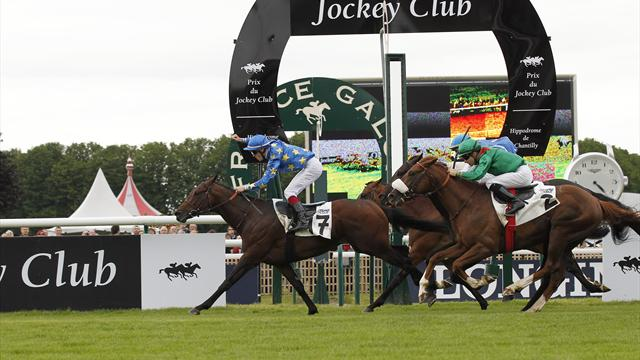 Saonois denies O'Briens at French Derby