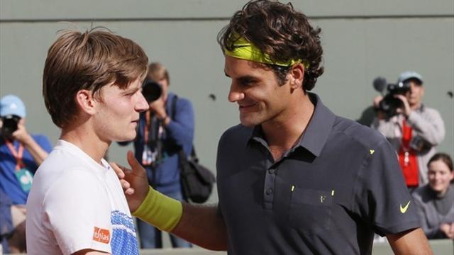 """Federer: """"C'était sympa"""""""