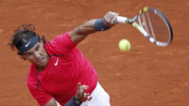 Nadal, 17 jeux de suite
