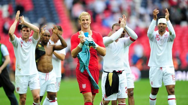 Squad profiles: England