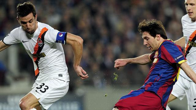 «Переходи, тынеошибешься»,— тренер «Барселоны» лично отправил Дарио Срне SMS