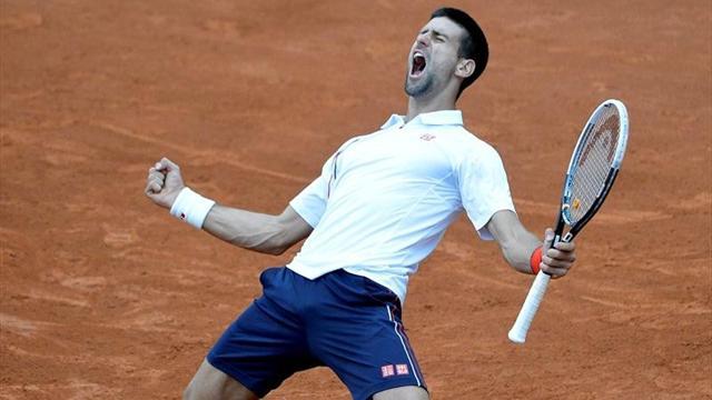 Et Djokovic fit taire Roland-Garros...