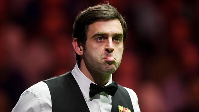O'Sullivan quits snooker tour