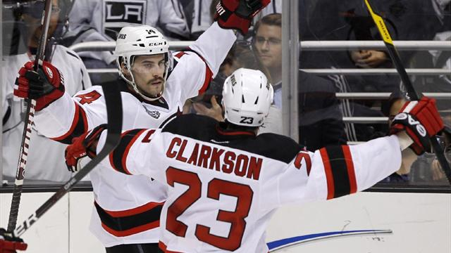 Devils beat Kings to stay alive