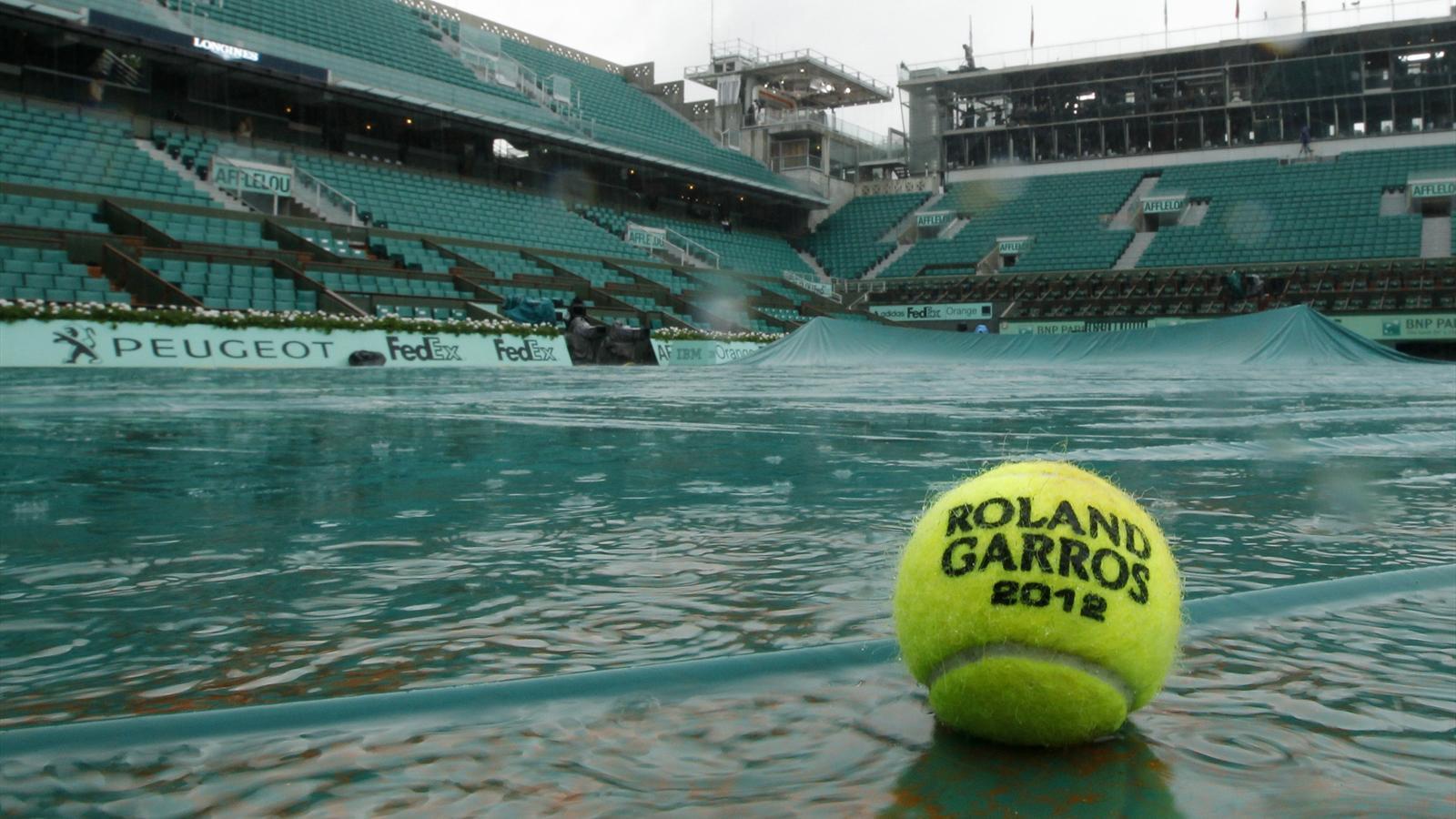 почему прерывают игру в теннис характеристики, фото