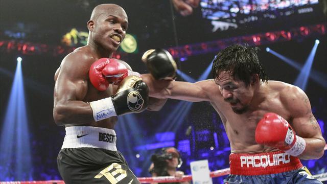 Bradley stuns Pacquiao amid controversy