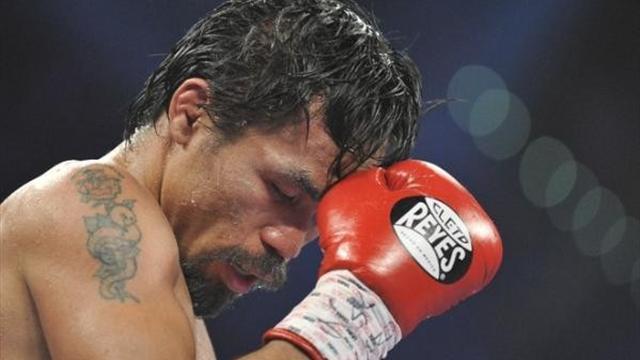 Stunned Pacquiao plotting revenge