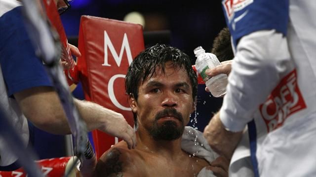 Pacquiao set for December clash with Marquez