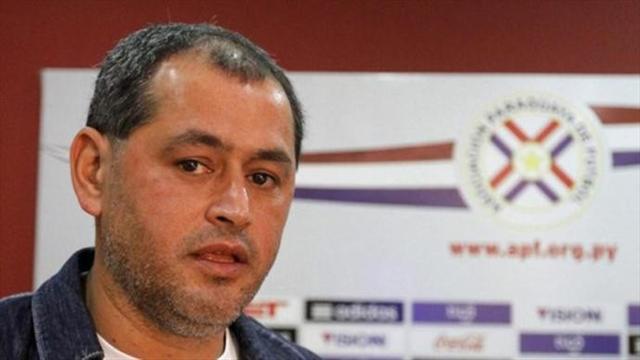 Paraguay part ways with coach Arce