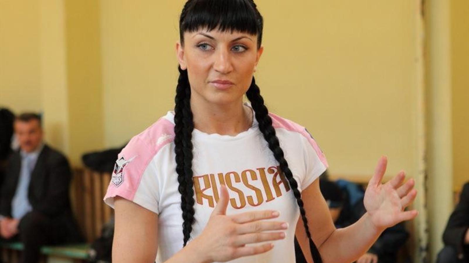 Юлия березикова фото