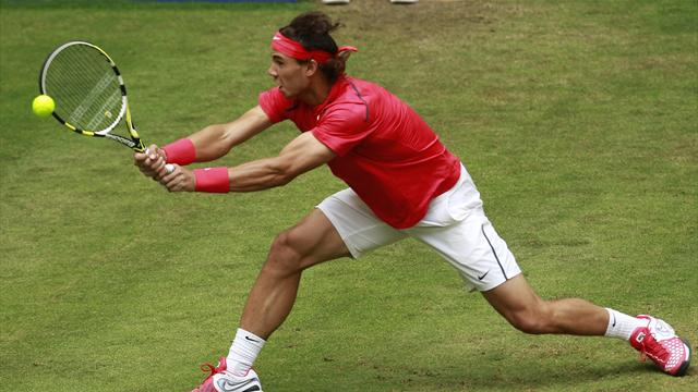 Nadal misses Toronto due to injury