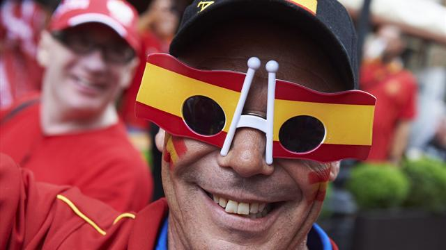 Spain and Russia fined over fan racism