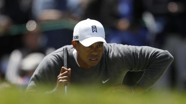 Doubts still swirl over Tiger's Major form