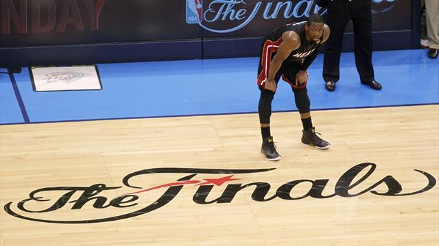 Heat hang on to beat the Thunder