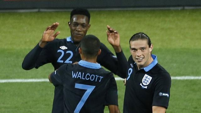 Hodgson hails England's young guns
