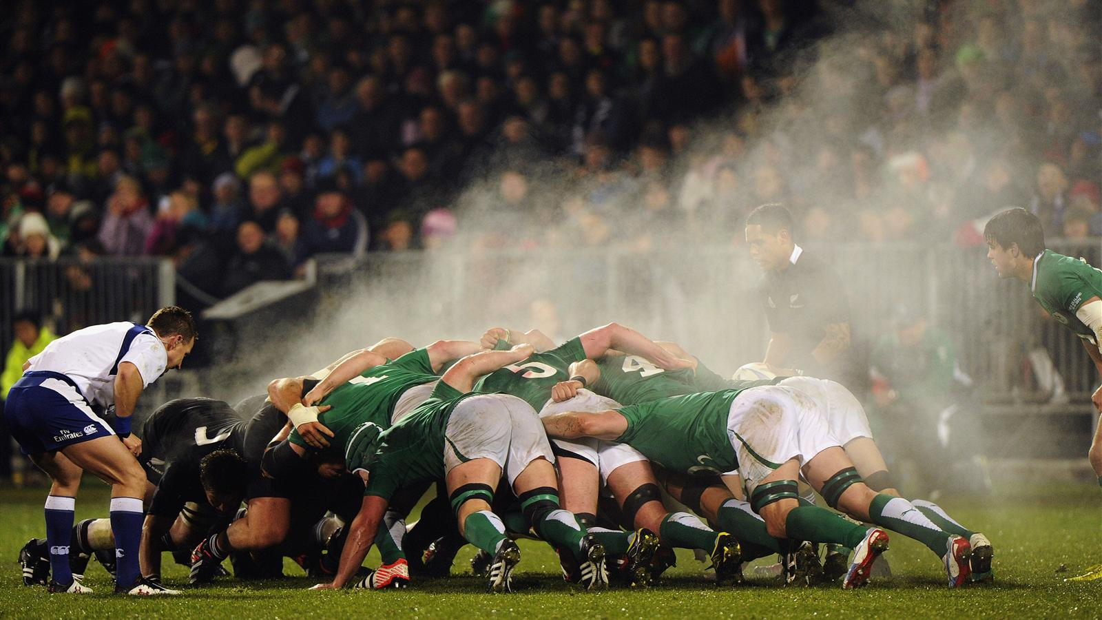 All Blacks deny Ireland - Rugby - Eurosport Australia