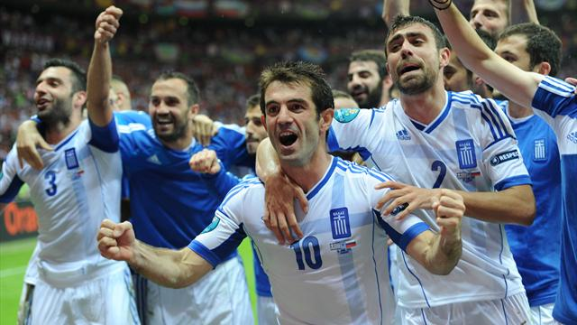Greece have nothing to lose against Germany
