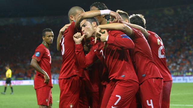 Ronaldo envoie les Pays-Bas à la maison