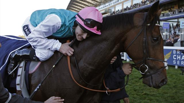 Frankel lights up opening day of Ascot