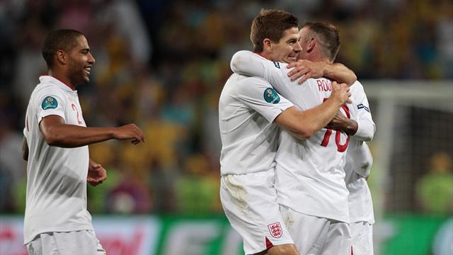 England bring back memories of '66