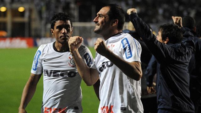 Corinthians reach first Libertadores final