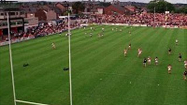 Wakefield get go-ahead for new stadium