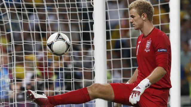 Hart ready to take and save penalties