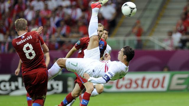 Portugal 1-0 Czech Republic