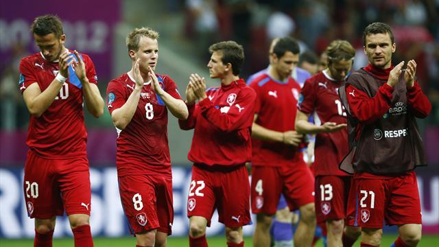 Bilek's men Czech out happy