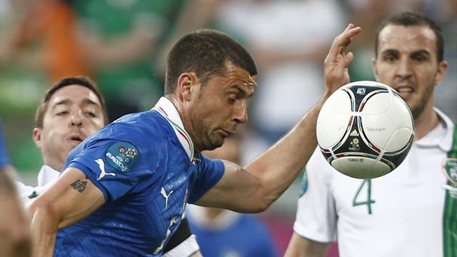 Motta a doubt for England game