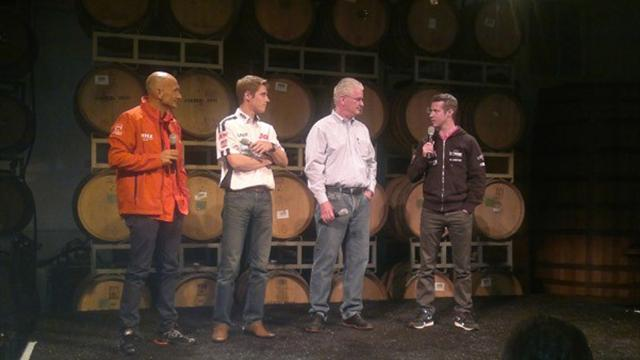 WTCC drivers honoured at Sonoma