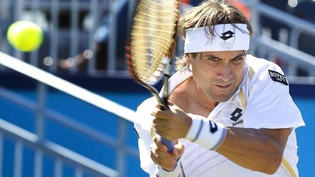 Ferrer wins Den Bosch-Tennis