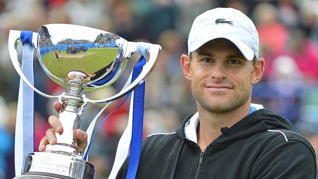 Roddick ends title drought